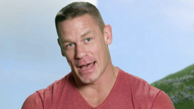 EXCLUSIVE: John Cena Get Emotional Over Playing 'Ferdinand'