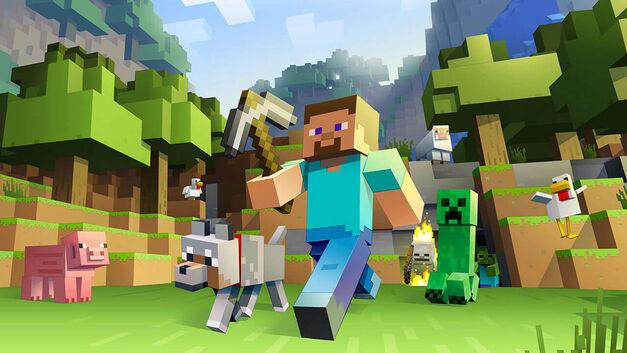 Minecraft-Hero