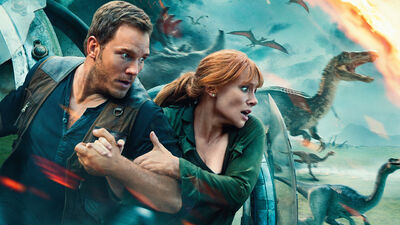 Bryce Dallas Howard Wants More 'Jurassic Park' Characters in 'Jurassic World 3'