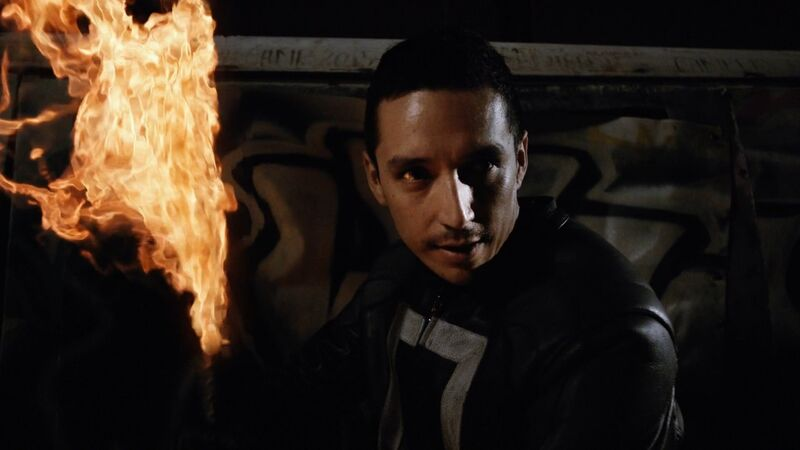 """Agents of S.H.I.E.L.D., """"The Ghost"""": Robbie Reyes/Ghost Rider"""