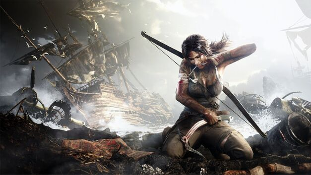 Tomb Raider Reboot 20th Anniversary