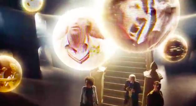 Image result for destroyer of Skaro past Doctors