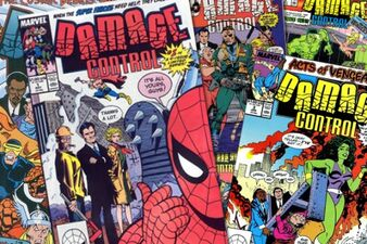 'Spider-Man: Homecoming' Is Going to Give Us Damage Control!