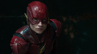 What That Crisis on Infinite Earths Cameo Could Mean for 'The Flash' Movie