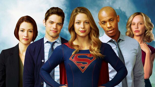 supergirl cast diversity