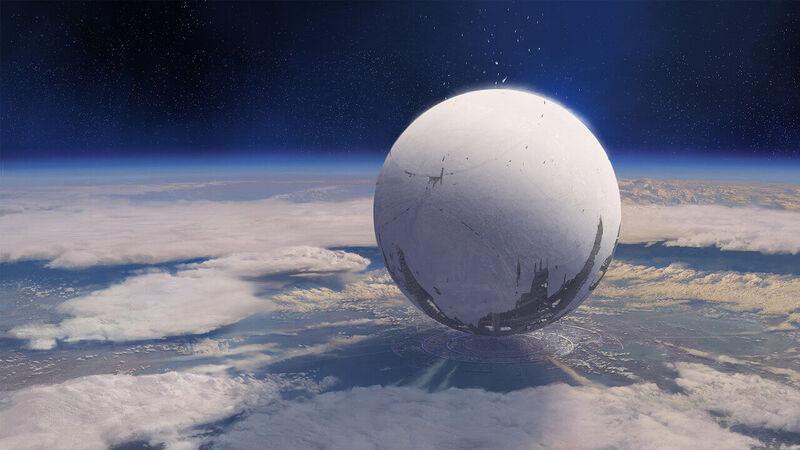 Destiny' Unsolved Mysteries: The Traveler   FANDOM