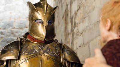Is Ser Gregor Clegane Actually Alive Under That Helmet?