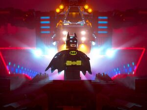 'The LEGO Batman Movie' Review – The Kitchen Sink Approach Works!