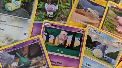 How Pokémon Characters Have Evolved Since the Cards Were Introduced