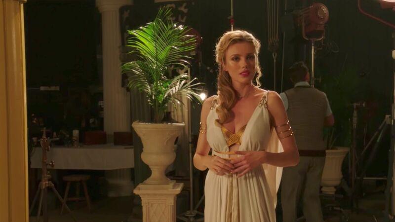 Legends of Tomorrow Helen of Troy
