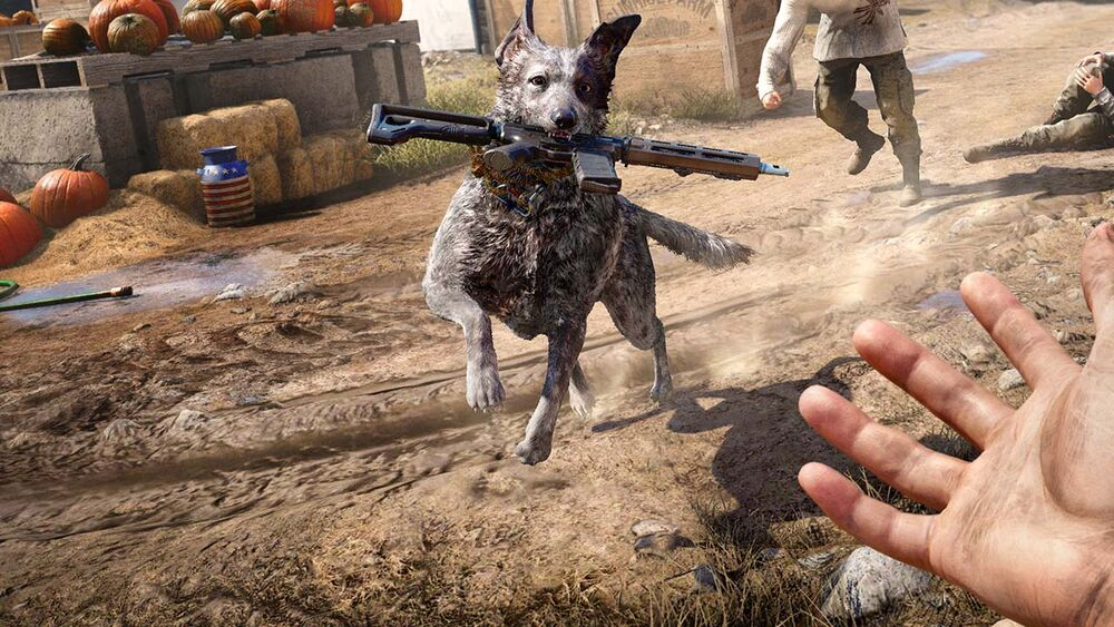 The Far Cry 5 Animals List When To Tame And When To Aim Fandom