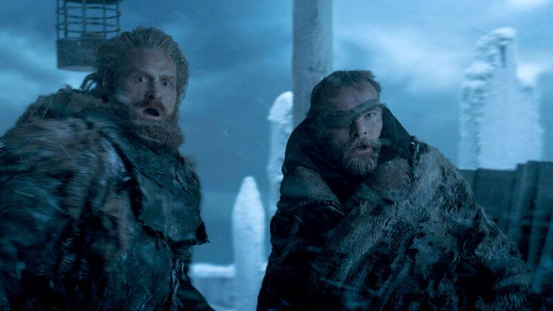 Game of Thrones-Tormund-Beric