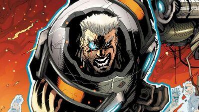 'Deadpool 2': Josh Brolin Teases Cable Cyborg Look