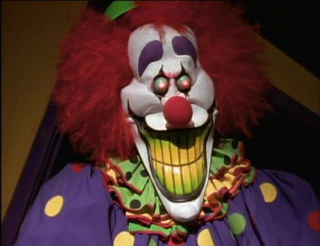 are you afraid of the dark laughing clown zeebo