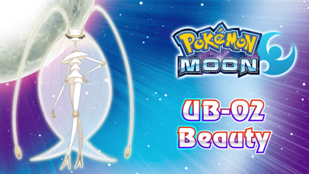 Pokemon Sun and Moon Ultra Beasts New Monsters