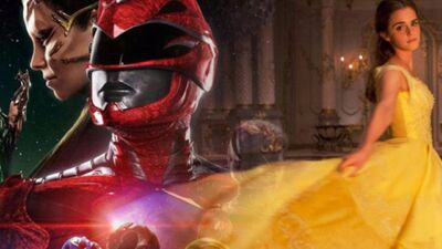 Box Office: 'Power Rangers' Can't Kill the 'Beast'