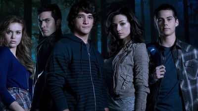 'Teen Wolf' Evicted from LA Studio