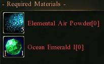 Sky z emeralda