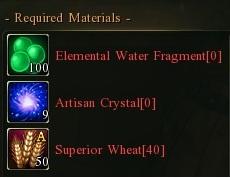 Superior sol water