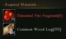 Comm wood fire