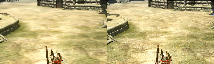 Anisotropic filtering 2images