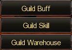 Guild buffs skills warehouse buttons
