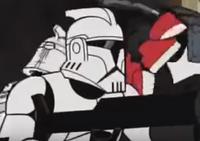 Unidentified clone trooper 5 Muunilinst