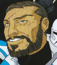 Ghost clone trooper