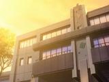 Hikarizaka Private High School