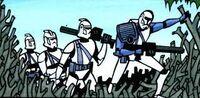 Triton squadron