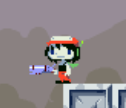 Cave Story+ Quote holding the Snake