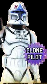 Clone pilot (gear)