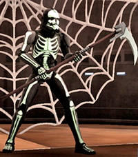 Skeletal clone trooper 2