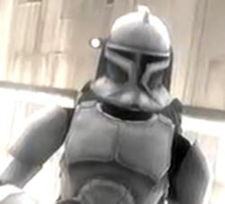 Unidentified Juma-9 Squad trooper