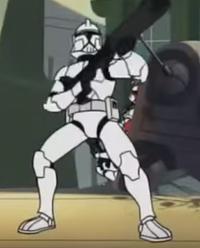 Unidentified clone trooper 4 Muunilinst