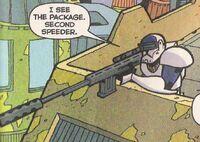 White Squad Sniper