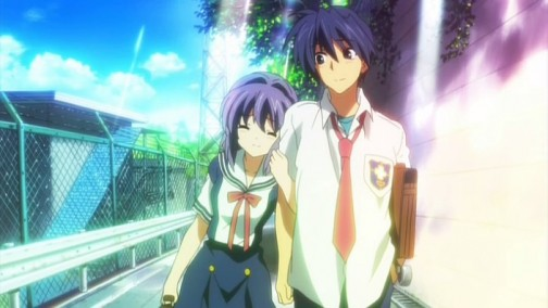 Another World Kyou Chapter Clannad Wiki Fandom