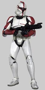 Clone trooper Captain