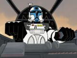 Unidentified Advanced Recon Commando pilot