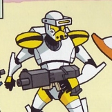 Yellow HOPE Commando