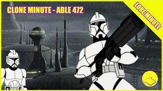 Star Wars Clone Minute- Able 472