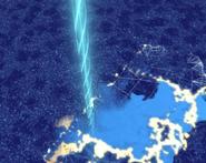 Digimeri jäätiköllä