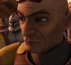 Unidentified clone trooper 3