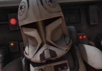 Unidentified Shadow Squadron pilot