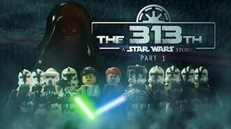 The 313th- A LEGO Star Wars Story Brickfilm - Part 1