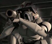 Unidentified Advanced Recon Force trooper (Kamino)