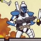 Blue HOPE Commando