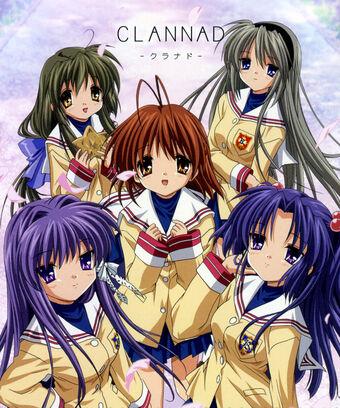 Clannad Mag Mell Dango Daikazoku Clannad Wiki Fandom
