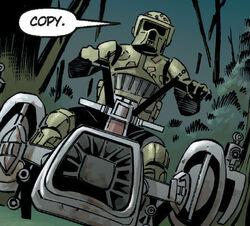 Bogey Squad's BARC trooper