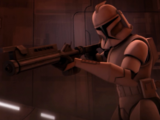 Unidentified Rancor Battalion clone trooper (Kamino)
